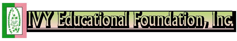 IVY Educational Foundation Inc title